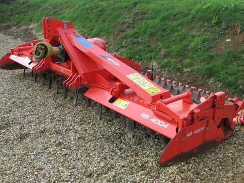 Kuhn Power Harrow Parts