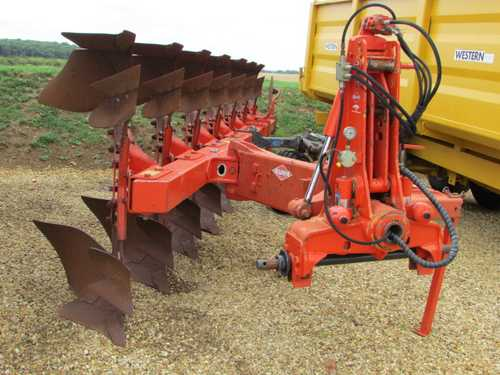 Kuhn Plough Parts
