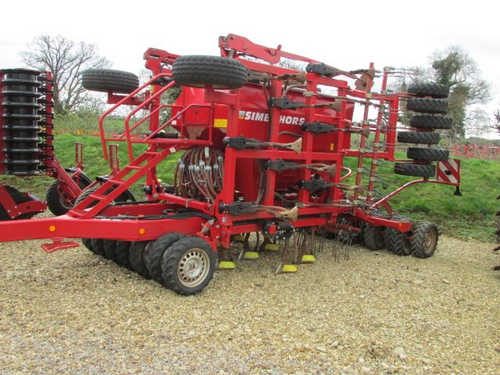To Fit HORSCH Sprinter & CO Drills