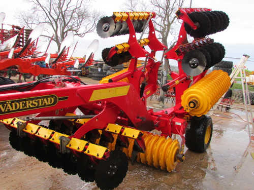 Vaderstad Carrier Parts