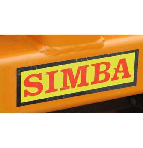 SIMBA GREAT PLAINS Parts