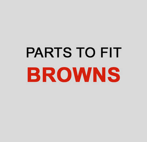 BROWNS Parts