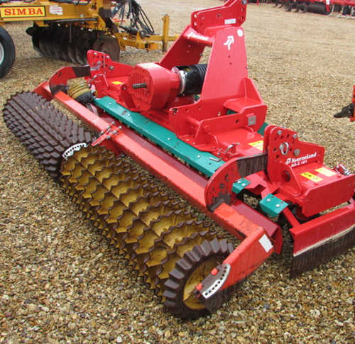 Power Harrow Parts