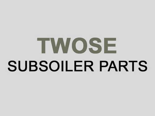 Twose Subsoiler Parts