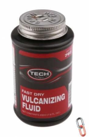 Tech 760 Fast Dry Vulcanising Fluid, 235 ml Can