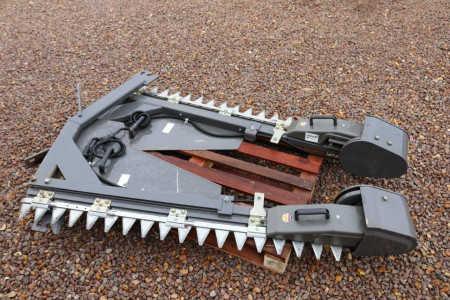 ZIEGLER Combine Side Knife, Pair, 1.3 metre cut, 2015