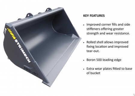 Strimech PRO-AG Buckets
