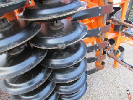 DD Ring Gang Refurbishment Service -  For Simba/Great Plains Machines