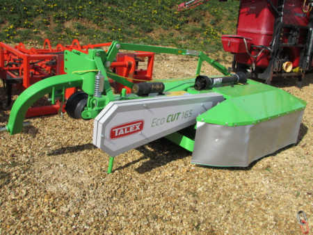 NEW TALEX TWIN DRUM Mower, 1.85 metre, 6ft,