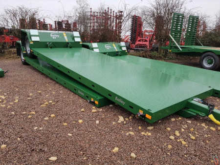 BAILEY 8 tonne Hyd. Drop Flat Bed - 6.0 m - Low Loader Trailer, New  - Awaiting More Stock
