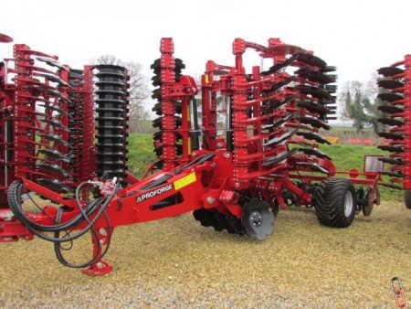 PROFORGE INVERTAMAX PRO 5 metre Heavy Short-Disc, Speed-Disc Harrow Cultivator, New, In  stock