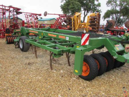 AMAZONE CENTAUR 3002 BBG Trailed 3 metre 2005, Tine/Disc/Press stubble cultivator