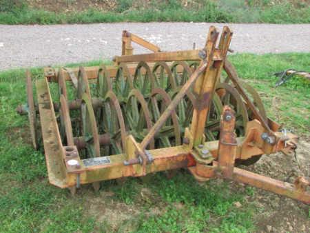 KVERNELAND 1.8 metre Furrow Press