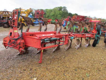 KVERNELAND LO85/300 Plough, 6 furrow, On Land/In Furrow,