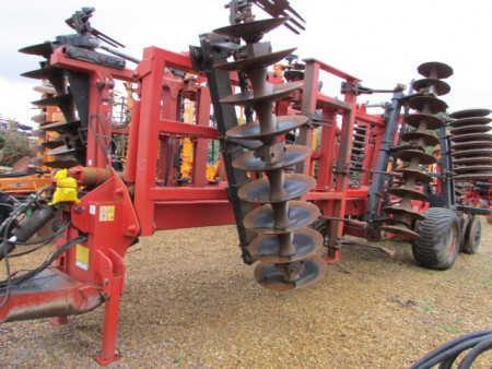 GREGOIRE BESSON DISCORDON 4.7 metre, 2007, DXRV HD, Disc Tine Disc Cultivator