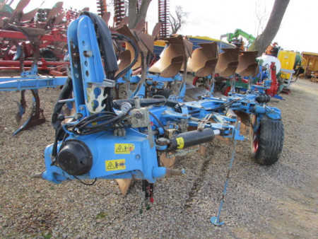 LEMKEN JUWEL 8 Plough, 2013, 5 furrow, Auto-Reset, Hyd vari