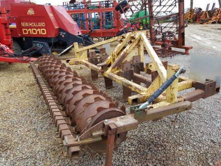 McCONNEL Shakerator 3.7 metre, 10 Low Disturbance Legs