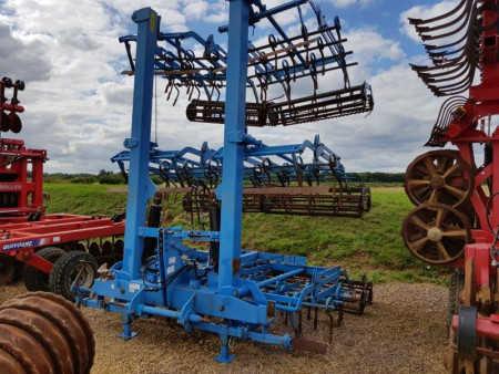 LEMKEN KORUND 9 metre Seedbed Cultivators, 2011