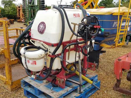 TEAM 500 Litre Sprayer Tank Only