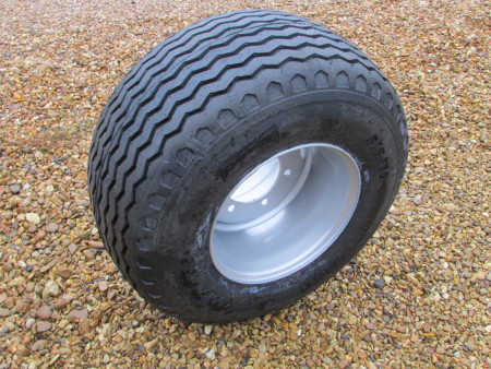 NEW 500/50 x 17 Implement Flotation wheel and tyre assembly
