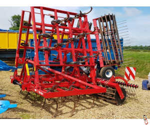 PROFORGE MaxTilla 6 metre Heavy Duty Cultivator, 2017,