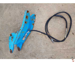 Lemken Press Arm bracket