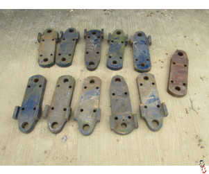 Stocks Subsoiler Clamp Plates