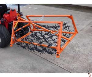 CHAIN HARROWs, Mounted - Flexible Paddock Harrow with 3 Point Linkage