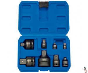 Draper Impact Socket Adapter Set 8pc