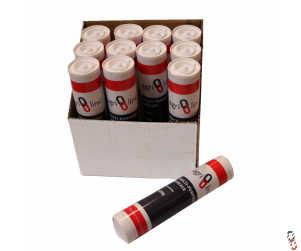 Lithium Grease Gun Cartridges, Lithium EP2 Grease Tubes (900 cartridges - 75 Boxes of 12)