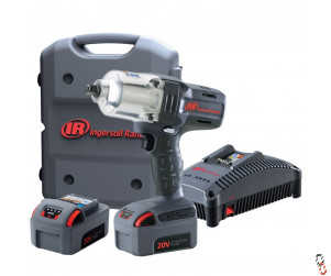 Ingersoll Rand Cordless Impact Wrench Set