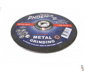 "Grinder 9"" 230x6.5x22mm Depressed centre Grinding Disc"