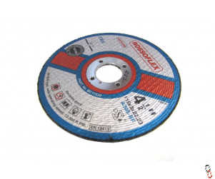 "Grinder 4.5"" 115x3.2x22mm Flat centre Cutting Disc"