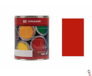 Herbst Red Gloss Paint, 1 litre