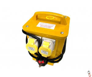 3.3KVA 110 Volt Transformer, Double outlet