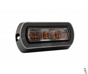 LED Directional Flashing Beacon - Amber