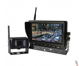 "7"" Reversing Camera Kit (Wireless)"