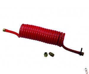 22 Coil Red Air Brake Suzie 1/2 BSP