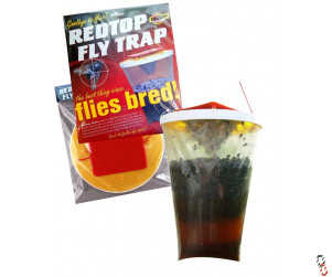 Fly Trap Redtop Regular