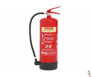 FireChief Fire Extinguisher 9 Litre Foam