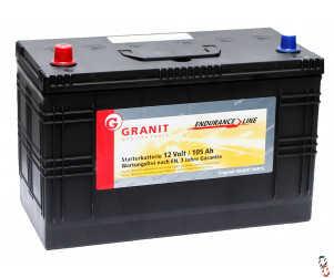 BATTERY 664, 12V Endurance Line Starter Battery