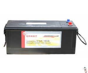 BATTERY 621/622/629, 12V Endurance Line Starter Battery