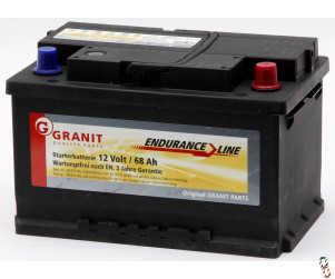 BATTERY 096,  12V Endurance Line Starter Battery