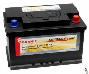 BATTERY 095,  12V Endurance Line Starter Battery