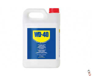 WD40 5L c/w applicator spray bottle