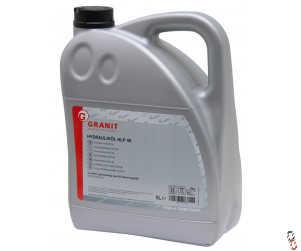 Oil - HLP46 grade hydraulic oil, 5 litres