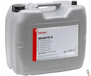 Oil - HLP46 grade hydraulic oil, 20 litres