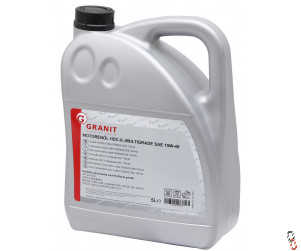 Oil - Engine Oil 15W/40 HDC, 5 litres