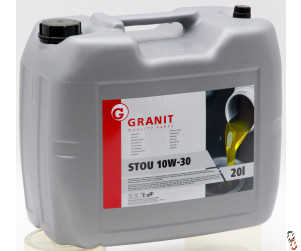 Oil - Universal Tractor Oil 10W/30, 20 Litres