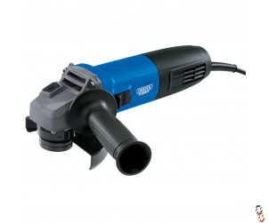 Draper 115mm 850W angle grinder